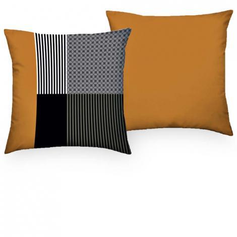 imagem do produto Almofada Decorativa Quadrada 44x44cm Digital Twist 2 - Kacyumara
