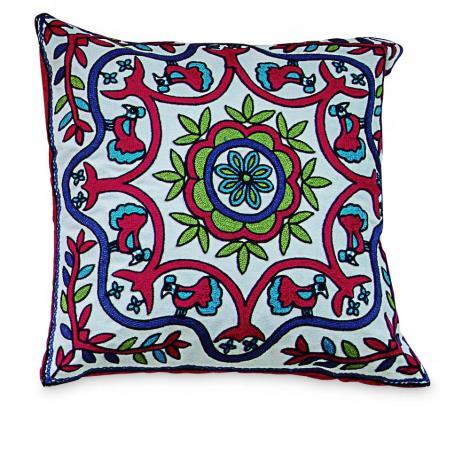 imagem do produto Almofada Decorativa Quadrada 45x45cm Francesa Toulouse - Jolitex
