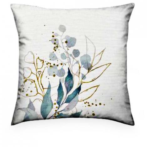 imagem do produto Almofada Decorativa Quadrada 55x55cm Linho Artens 1 - Kacyumara