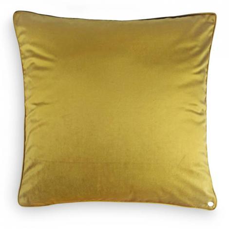 imagem do produto Almofada Decorativa Quadrada 60x60cm Veludo Codes Lisa 8877 - Muguet Home