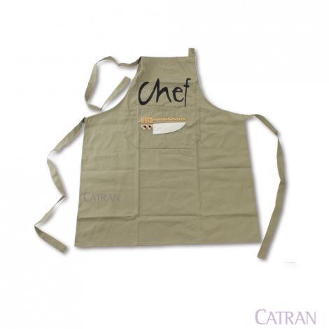 imagem do produto Avental Masculino Brim Chef - Catran