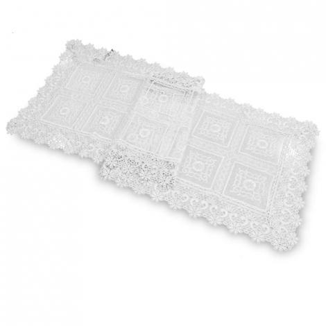 imagem do produto Caminho de Mesa Retangular 40x135cm 2753 - Rafimex