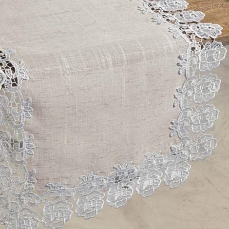 imagem do produto Caminho de Mesa Retangular 40x135cm 5274 - Rafimex