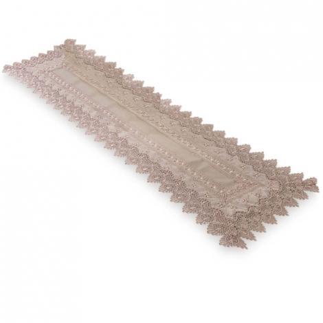 imagem do produto Caminho de Mesa Retangular 40x140cm Berlim - Catran