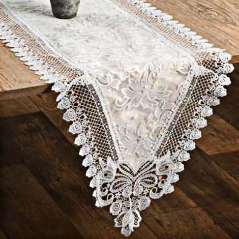 imagem do produto Caminho de Mesa Retangular 40x170cm 4629 - Rafimex