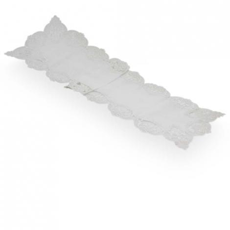 imagem do produto Caminho de Mesa Retangular 40x170cm 81201 - Rafimex