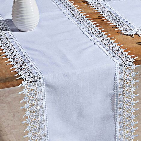 imagem do produto Caminho de Mesa Retangular 40x170cm H002 - Rafimex