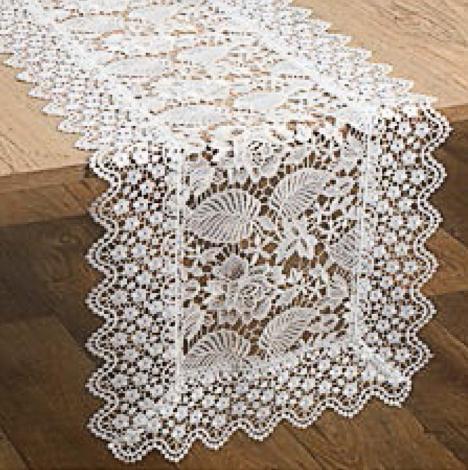 imagem do produto Caminho de Mesa Retangular 40x180cm 2255 - Rafimex