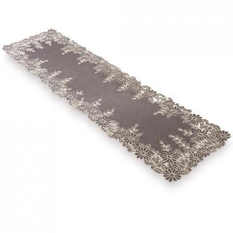 imagem do produto Caminho de Mesa Retangular 40x180cm Ibiza - Catran
