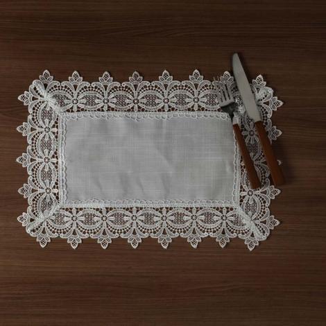 imagem do produto Caminho de Mesa Retangular 40x220cm 31110 - Rafimex