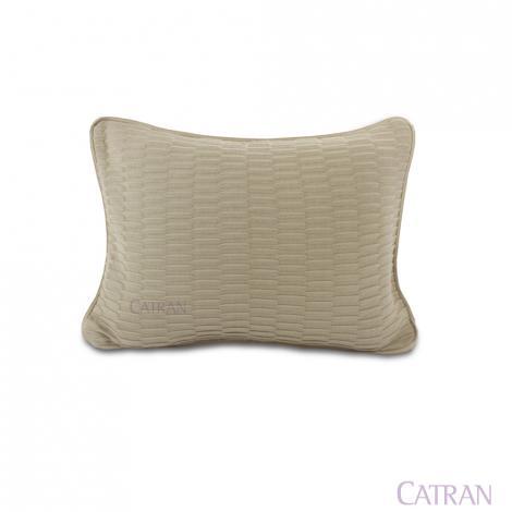 imagem do produto Capa de Almofada Decorativa Retangular 35x50cm Croco - Catran