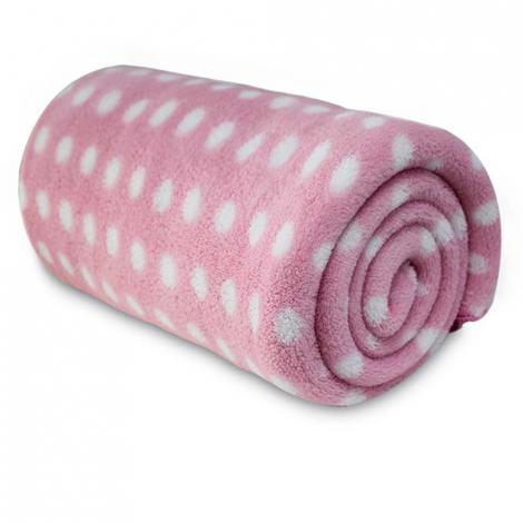 imagem do produto Cobertor Berço Microfibra Poá - Camesa