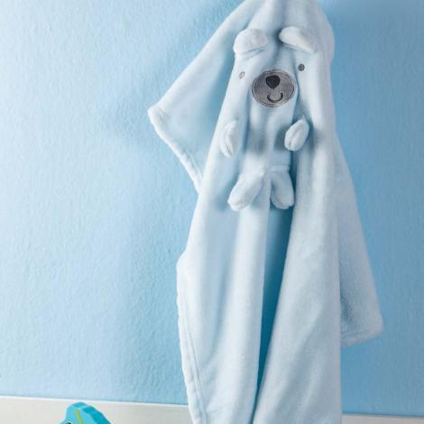 imagem do produto Cobertor Infantil Amigo Hipopótamo - Camesa