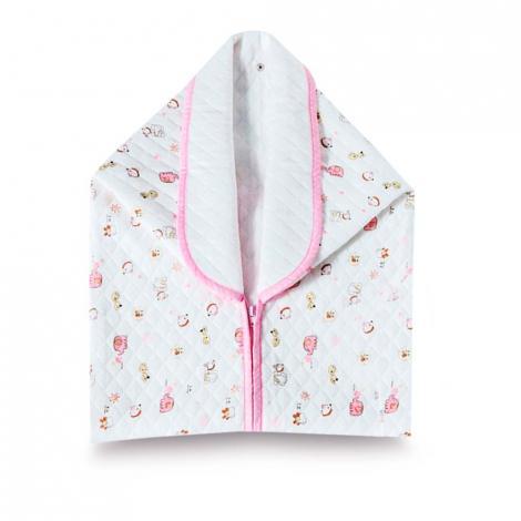 imagem do produto Cobertor Malha Estampada Baby Sac - Jolitex