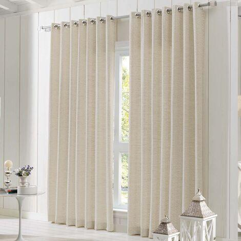 Decora o cortinas dohler cortina decorativa jacquard - Ver cortinas para salon ...