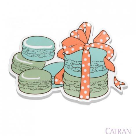 imagem do produto Descanso de Panela Cranberry Macarons - Copa e Cia