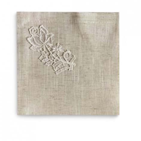 imagem do produto Guardanapo Avulso Quadrado 40x40cm 17570 - Rafimex