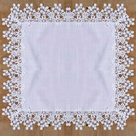 imagem do produto Guardanapo Avulso Quadrado 45x45cm 1014 - Rafimex