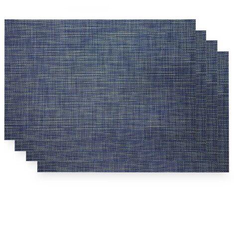 imagem do produto Jogo Americano 4 peças Retangular 30x45cm Santiago Des. 002 - Niazitex