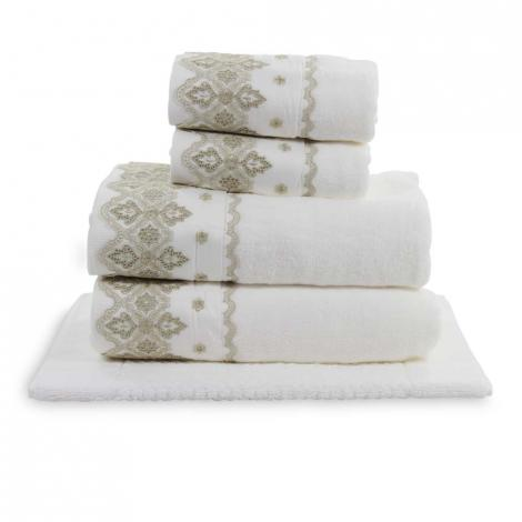 imagem do produto Jogo de Banho 5 peças Safir - Marken Fassi