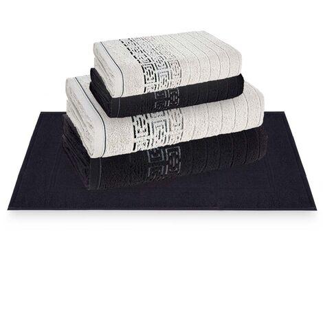 imagem do produto Jogo de Banho Gigante 5 Peças Barcelos - Karsten