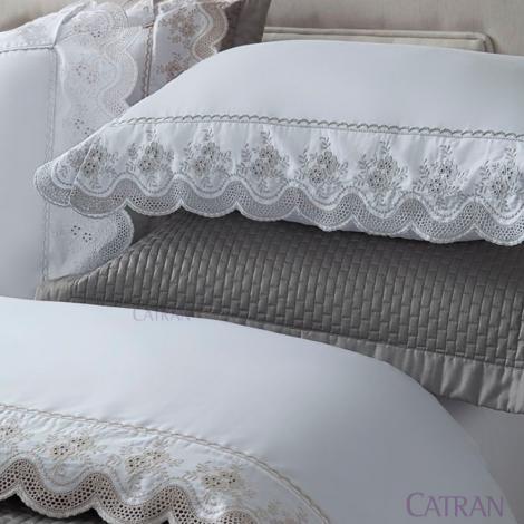 imagem do produto Jogo de Cama Queen 300 Fios Dolce Florença - Linha K