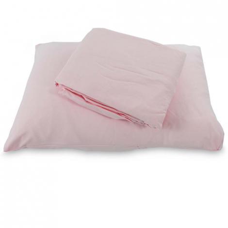 imagem do produto Kit Berço Malha Soft 2 Peças Liso - Tellesoft