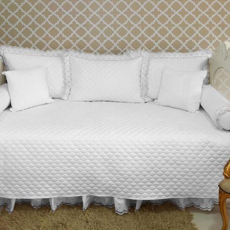imagem do produto Kit Bicama 6 Peças 250 Fios Royal - Marken Fassi Baby