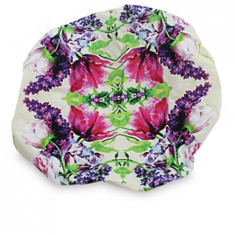 imagem do produto Kit Capa Sousplat 4 peças Redondo 37cm Sublimação 31 - Catran