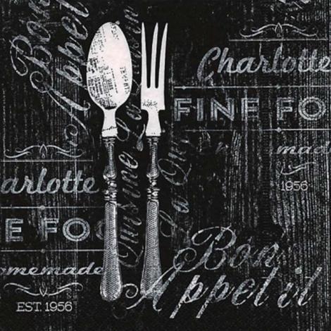 imagem do produto Kit Guardanapos 20 peças Ambiental Paper Bon Appetit - Catran