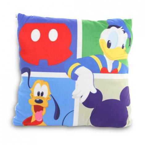 imagem do produto Manta Almofada Infantil Disney Mickey - Jolitex