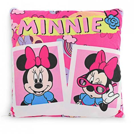 imagem do produto Manta Almofada Infantil Disney Minnie - Jolitex