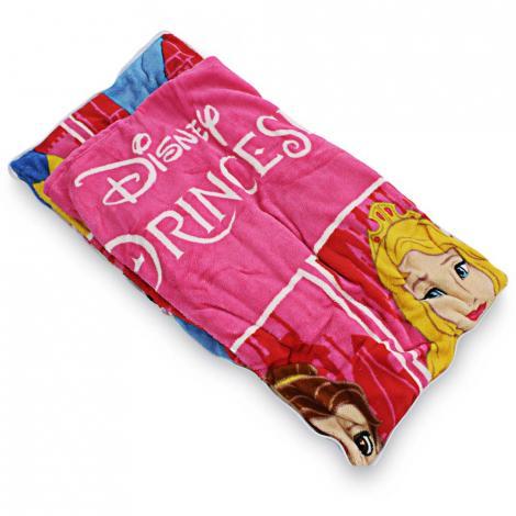 imagem do produto Manta Almofada Infantil Disney Princesas - Jolitex