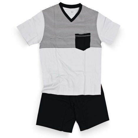 imagem do produto Pijama Curto Malha 11254 RL01 - Fits Well