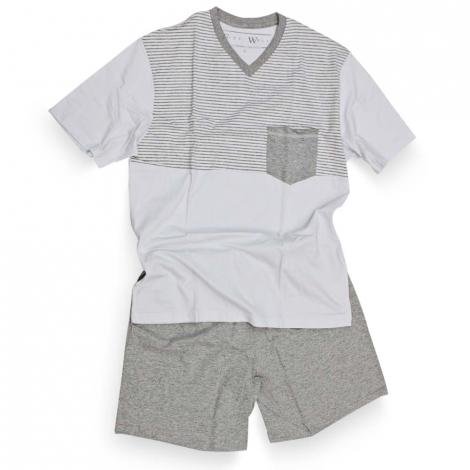 imagem do produto Pijama Curto Malha 11254 RL02 - Fits Well