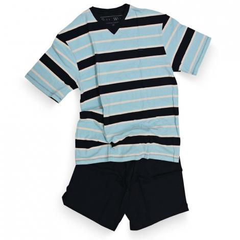 imagem do produto Pijama Curto Malha 11291 L49 - Fits Well