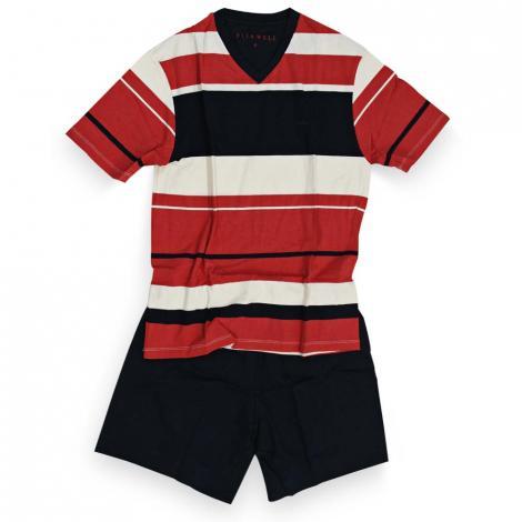 imagem do produto Pijama Curto Malha 11291 L81 - Fits Well