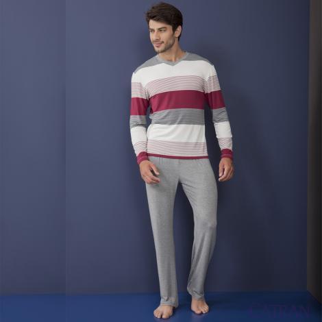 imagem do produto Pijama Longo 12173 - Fits Well