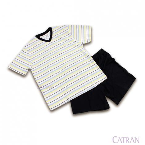 imagem do produto Pijama Masculino Curto 11006 - Fits Well