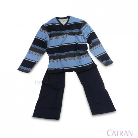 imagem do produto Pijama Masculino Longo 12021 - Fits Well
