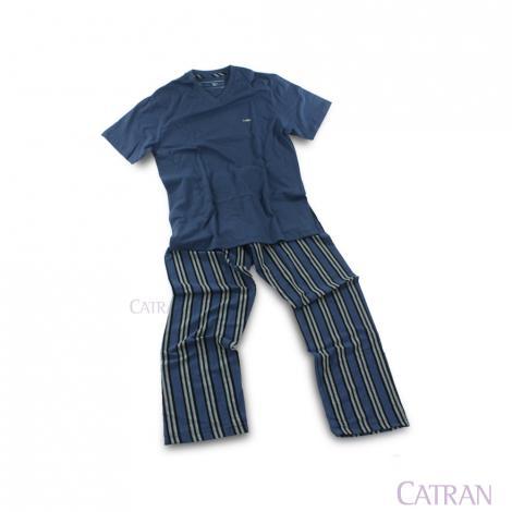 imagem do produto Pijama Masculino Longo 18023 - Fits Well