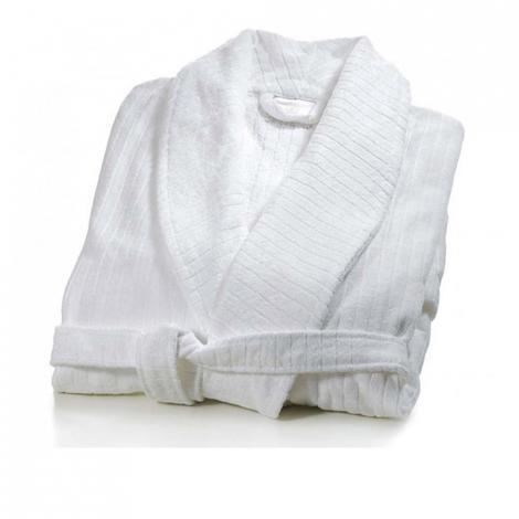 imagem do produto Roupão de Banho Adulto Médio Stripes - Buddemeyer