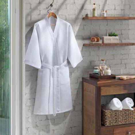imagem do produto Roupão de Banho Adulto Unissex Favo - Dohler