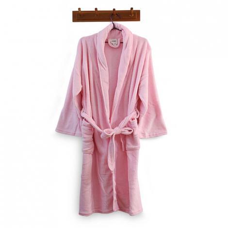 imagem do produto Roupão de Banho Unissex Flannel - Domani