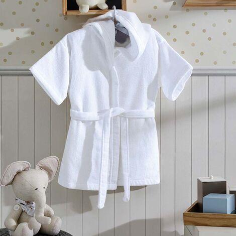 imagem do produto Roupão Infantil Baby com Capuz Velour Ju 10 - Dohler