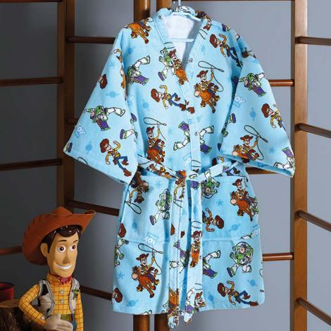 imagem do produto Roupão Infantil Velour Toy Story 11 - Dohler