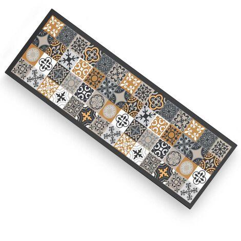 imagem do produto Tapete Passadeira Antiderrapante Decore 50x160cm Ceramic - Kacyumara