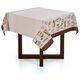 imagem do produto Toalha de Mesa Quadrada 140x140cm Café Gourmet - Karsten