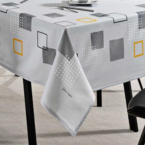 imagem do produto Toalha de Mesa Quadrada 140x140cm Clean Renova Gael D - Dohler