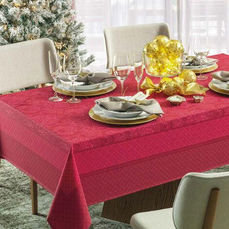 imagem do produto Toalha de Mesa Quadrada 160x160cm Natal Clássica - Karsten
